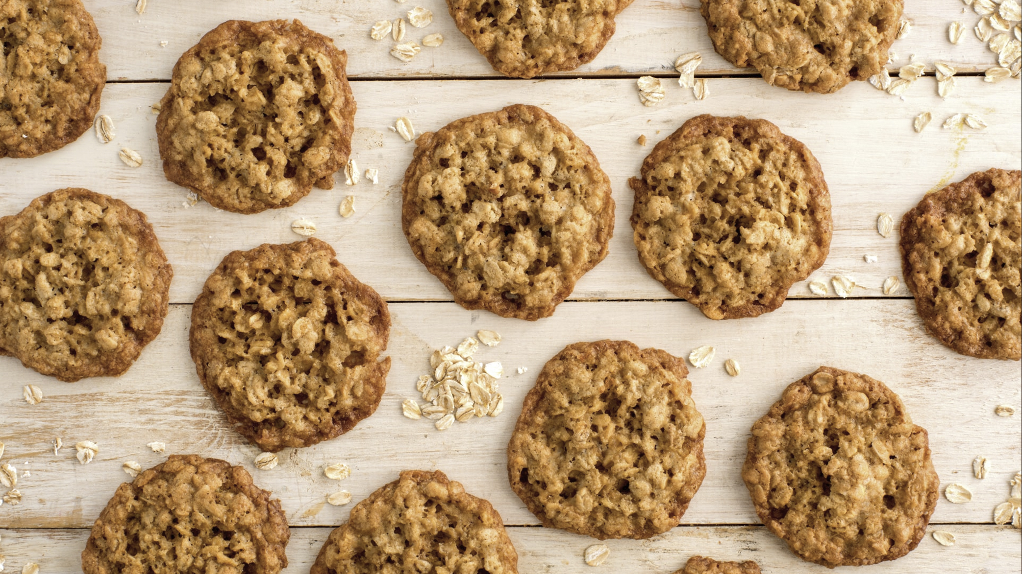 Super easy oatmeal cookie to get your macros in